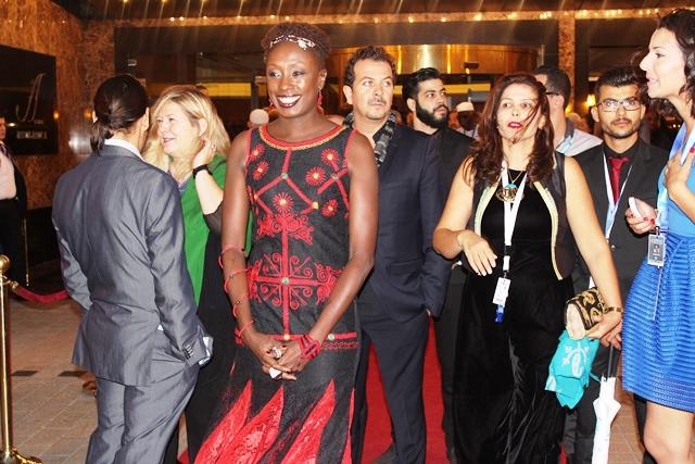 Maimona N'Diaye-présidente de jury aux journées cinématographiques-de-carthage-2016