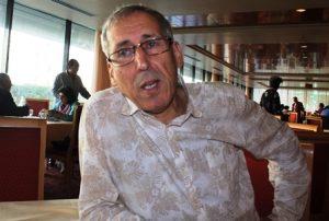 mohamed-challouf-directeur-artistique-des-journees-cinematographiques-de Carthage et chargé de l'organisation du colloque international