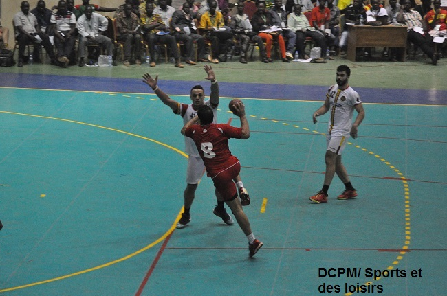 Le Ah Ahly d'Egypte a dominé les 38e championnats d'Afrique de handball à Ouaga