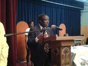 Sibry Tapsoba Directeur du Département d'appui aux pays en transition à la Banque Africaine de Développement (BAD).