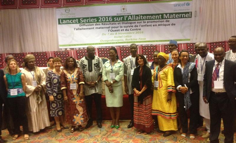 allaitement-maternel-lancement-de-la-revue-the-lancet-a-ouagadougou-1