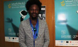 Arnorld Aganze, réalisateur ouagandais
