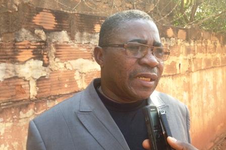 Boureihiman Ouédraogo, le Directeur exécutif de l'ABBEF.