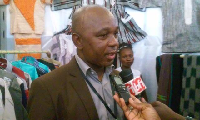 Le président du Conseil régional du centre Tiemtoré Koudhiame Eric