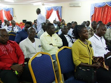 formation tenkodogo élus locaux