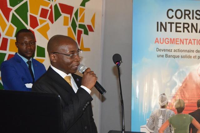 Yacouba Saré, Directeur général de Coris Bourse