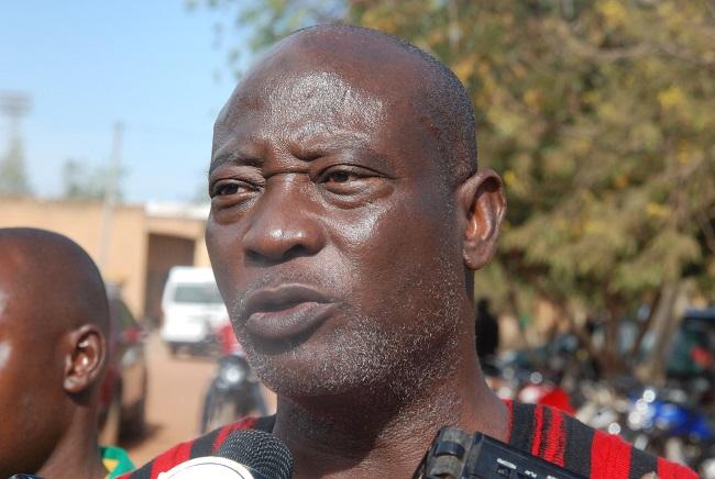 Mahomoudou Zoungrana a fait preuve de fair-play à l'issue du vote