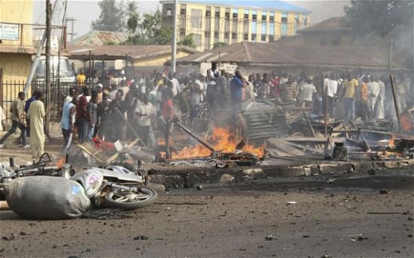 Un mort et deux blessés dans une attaque de kamikazes — Nigeria