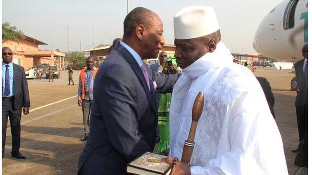 Des détails importants sur la médiation (coulisses) — Affaire Yaya Jammeh
