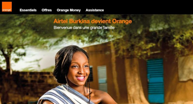 Lancement de la marque Orange au Burkina-Faso — Orange