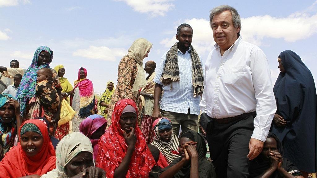 3ème famine en 25 ans — Somalie