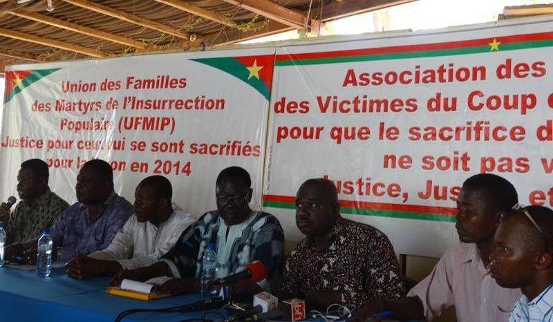 Burkina Faso : la justice reporte le procès de Blaise Compaoré