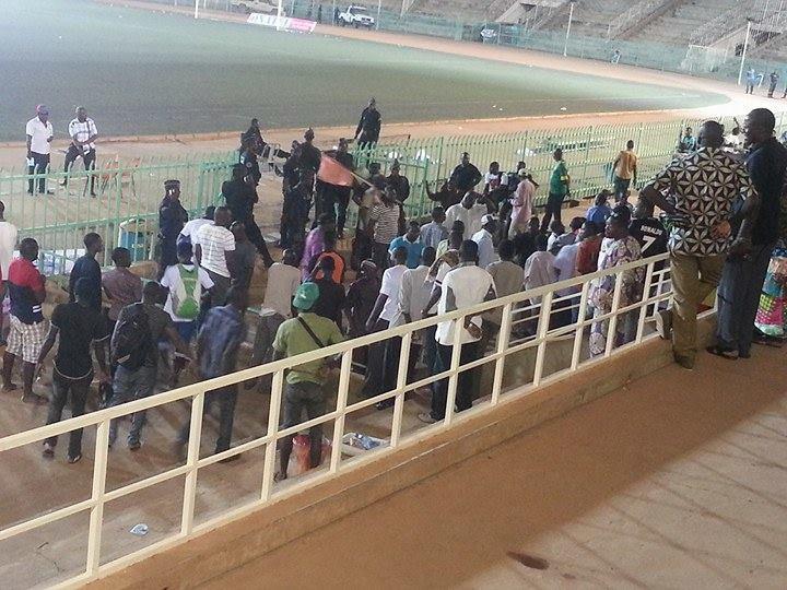 Burkina Faso: des supporters s'attaquent à des arbitres. Explication
