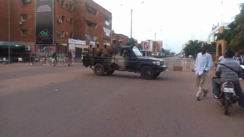 Didier Reynders condamne l'attentat à Ouagadougou (Burkina Faso) et présente ses condoléances