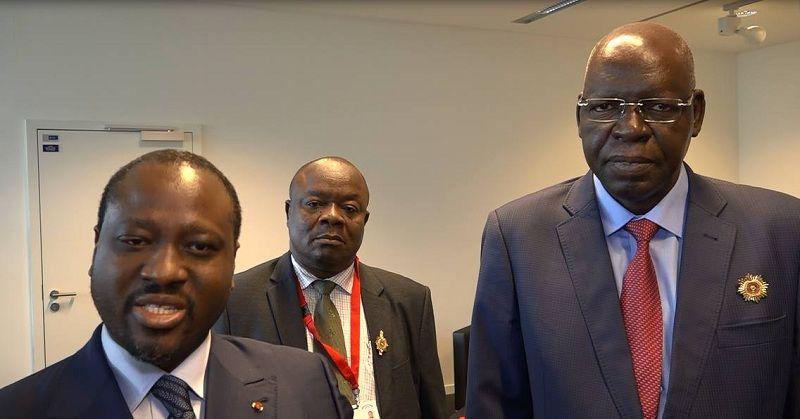 Le président Roch Kaboré profondément attristé par le décès de Salifou Diallo