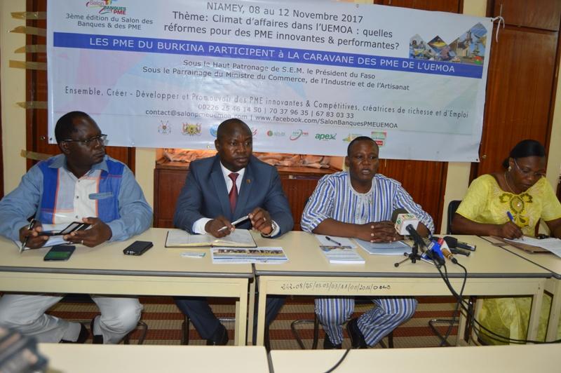 Un salon r unira des banques et pme de l uemoa en novembre for Salon des pme