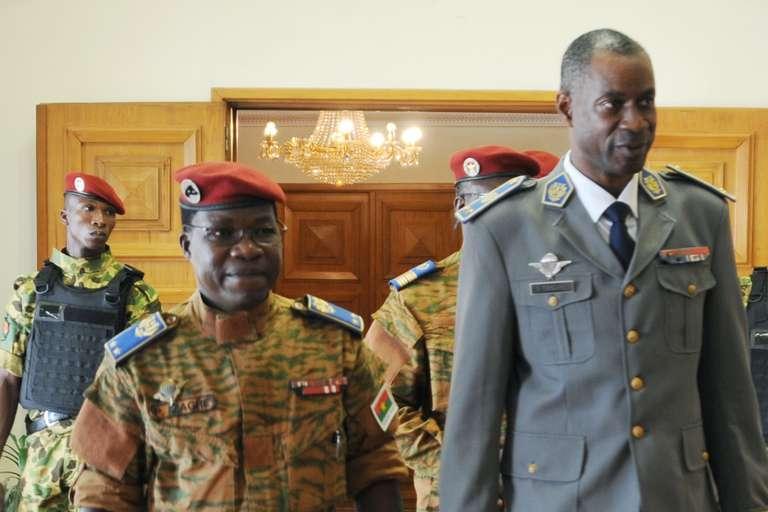 La défense du général Diendéré contre-attaque — Burkina Faso