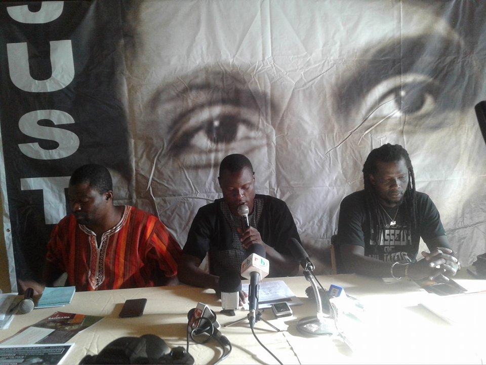 La société civile demande justice pour Sankara — Burkina