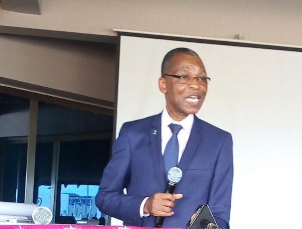 directeur du commerce au sein de l'UEMOA, Cléophas Boladji Houngbedji