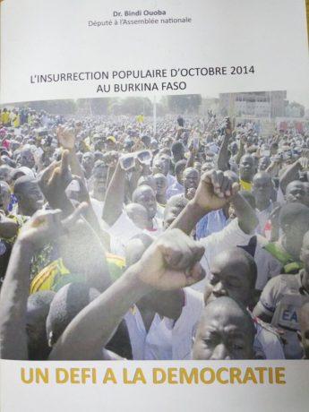 «l'insurrection populaire d'octobre 2014 au Burkina Faso: un défi de la démocratie»