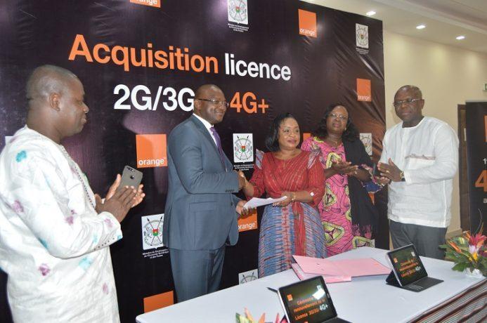 Orange dispose désormais de la 4G