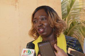 Carole Sandwidi bénéficiaire de 6 millions de F CFA