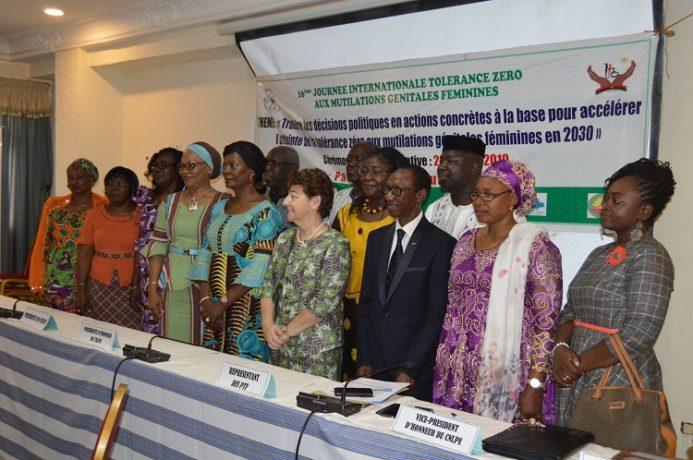 16e édition de la journée internationale tolérance zéro aux mutilations génitales féminines
