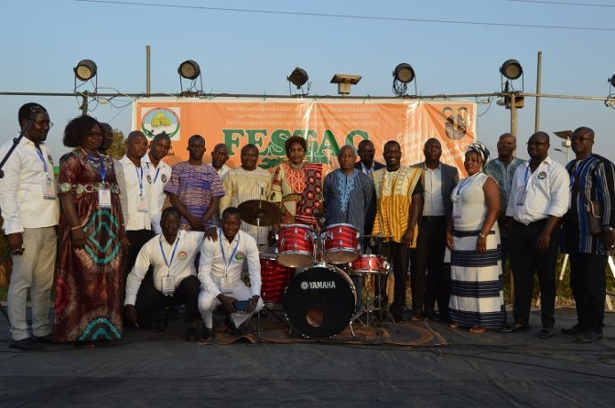 Cérémonie de lancement du Festival des Arts de Cissin (FESTAC)